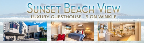 Sunset Beach View - Luxury Guesthouse Cape Town